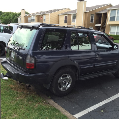Picture of 1999 Infiniti QX4 4 Dr STD 4WD SUV