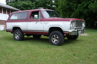 1978 Dodge Ramcharger Picture Gallery