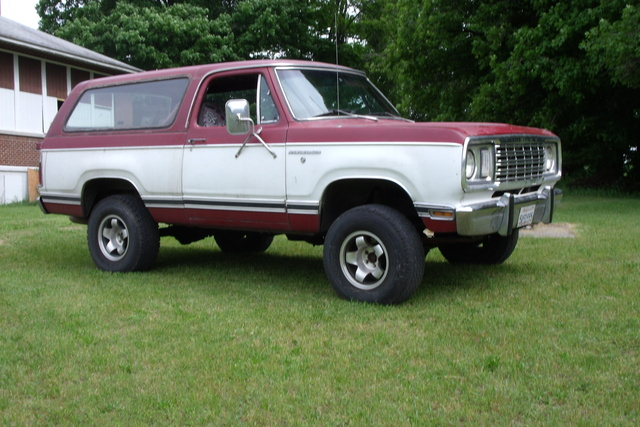 Picture of 1978 Dodge Ramcharger