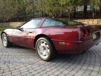 Picture of 1993 Chevrolet Corvette ZR1, exterior