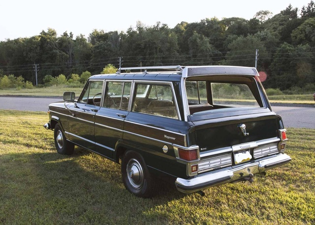 Picture of 1977 Jeep Wagoneer