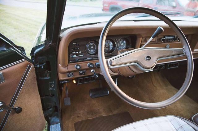 2016 Jeep Comanche >> 1977 Jeep Wagoneer - Interior Pictures - CarGurus