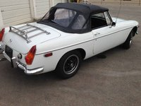 1973 MG MGB Picture Gallery
