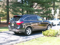 Picture of 2008 Hyundai Veracruz Limited, exterior
