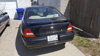 Picture of 1998 Nissan Altima XE, exterior