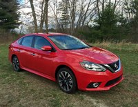 2016 Nissan Sentra Overview