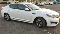 Picture of 2013 Kia Optima Hybrid EX, exterior