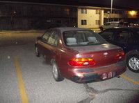 Picture of 1999 Chevrolet Prizm 4 Dr LSi Sedan, exterior