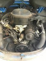 Picture of 1972 Volkswagen Beetle Hatchback, engine