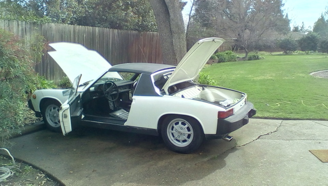 Picture of 1975 Porsche 914