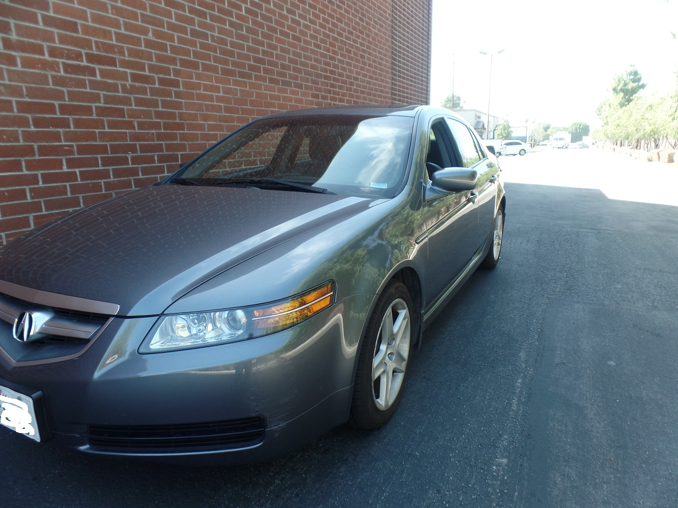 2006 acura tl 5 spd at for sale in los angeles ca cargurus. Black Bedroom Furniture Sets. Home Design Ideas