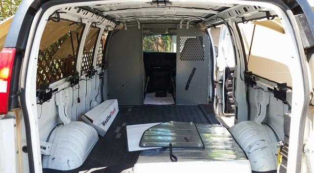 Picture of 2005 Chevrolet Express Cargo 3 Dr G2500 Cargo Van