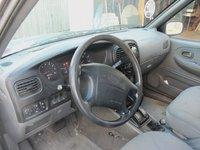 Picture of 2002 Kia Sportage Base 4WD, interior