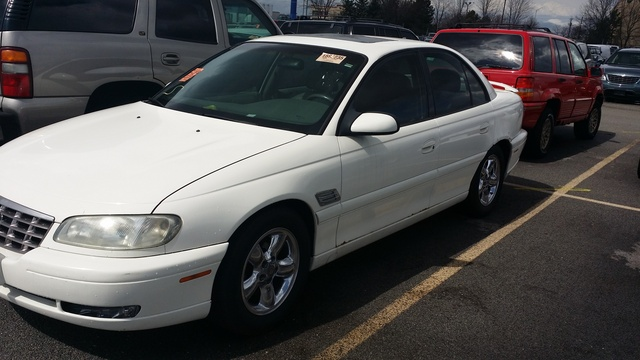 Picture of 1998 Cadillac Catera 4 Dr STD Sedan