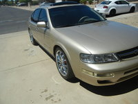 Picture of 1997 Nissan Maxima SE, exterior