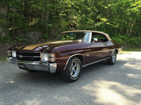 1971 Chevrolet Chevelle Overview