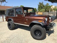 1984 Jeep CJ8 Overview