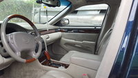 Picture of 2002 Cadillac Seville STS, interior