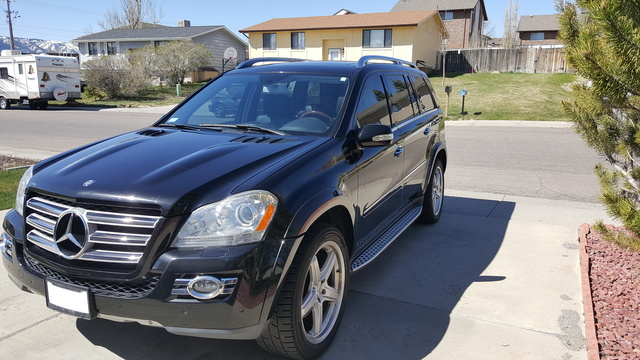 Picture of 2008 Mercedes-Benz GL-Class GL 550