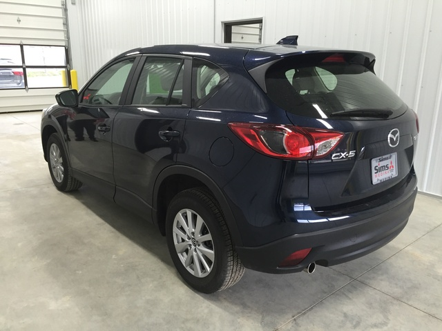 Picture of 2015 Mazda CX-5 Sport, exterior, gallery_worthy
