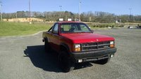Picture of 1990 Dodge Dakota 2 Dr Sport Standard Cab SB, exterior, gallery_worthy