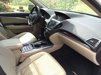 Picture of 2014 Acura MDX AWD Advance + Entertainment Pkg, interior