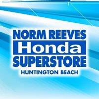 Norm Reeves Honda Superstore Huntington Beach logo