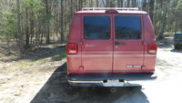 Picture of 2000 Dodge Ram Van 3 Dr 1500 Cargo Van, exterior