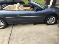 Picture of 2003 Chrysler Sebring Limited Convertible, exterior