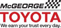 McGeorge Toyota logo
