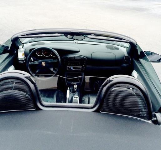1995 Porsche 911 Exterior: 1998 Porsche Boxster