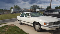 Picture of 1996 Cadillac DeVille Base Sedan