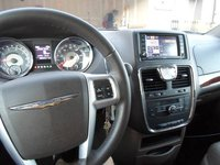 Picture of 2012 Chrysler Town & Country Touring, interior