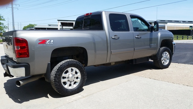 Picture of 2013 Chevrolet Silverado 2500HD LTZ Extended Cab LB 4WD, exterior, gallery_worthy