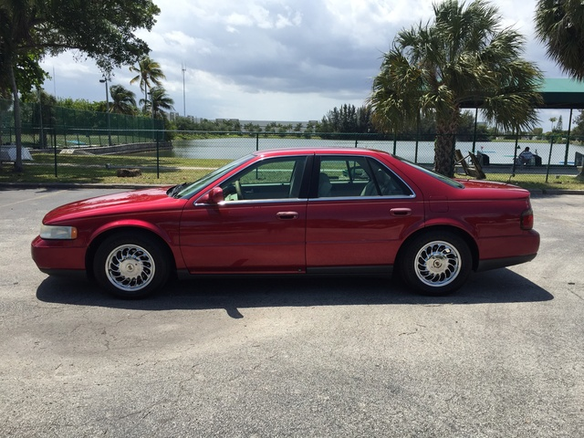 1999 cadillac seville overview cargurus. Cars Review. Best American Auto & Cars Review