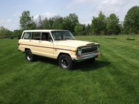 Picture of 1983 Jeep Wagoneer Brougham 4WD, exterior