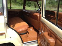 Picture of 1983 Jeep Wagoneer Brougham 4WD, interior