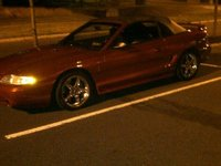Picture of 1996 Ford Mustang SVT Cobra 2 Dr STD Convertible, exterior