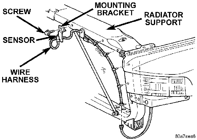 Air Temperature Sensor On Wiring Diagram For 2010 Dodge Grand