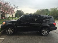Picture of 2001 Toyota Sequoia Limited 4WD, exterior