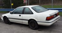 Picture of 1988 Honda Accord Coupe DX, exterior, gallery_worthy