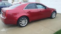 Picture of 2009 Cadillac CTS 3.6L SIDI AWD, exterior, gallery_worthy