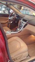 Picture of 2009 Cadillac CTS 3.6L SIDI AWD, interior