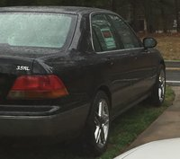 1998 Acura RL Picture Gallery