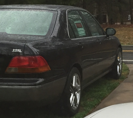 Picture of 1998 Acura RL 3.5 Special Edition