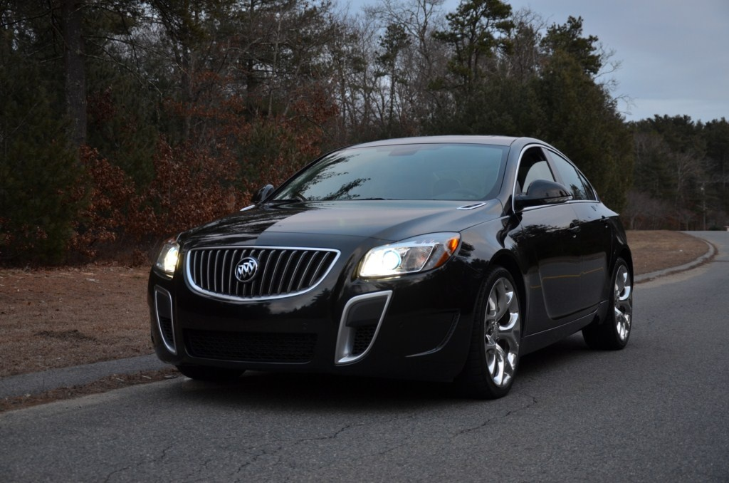 Picture of 2015 Buick Regal GS
