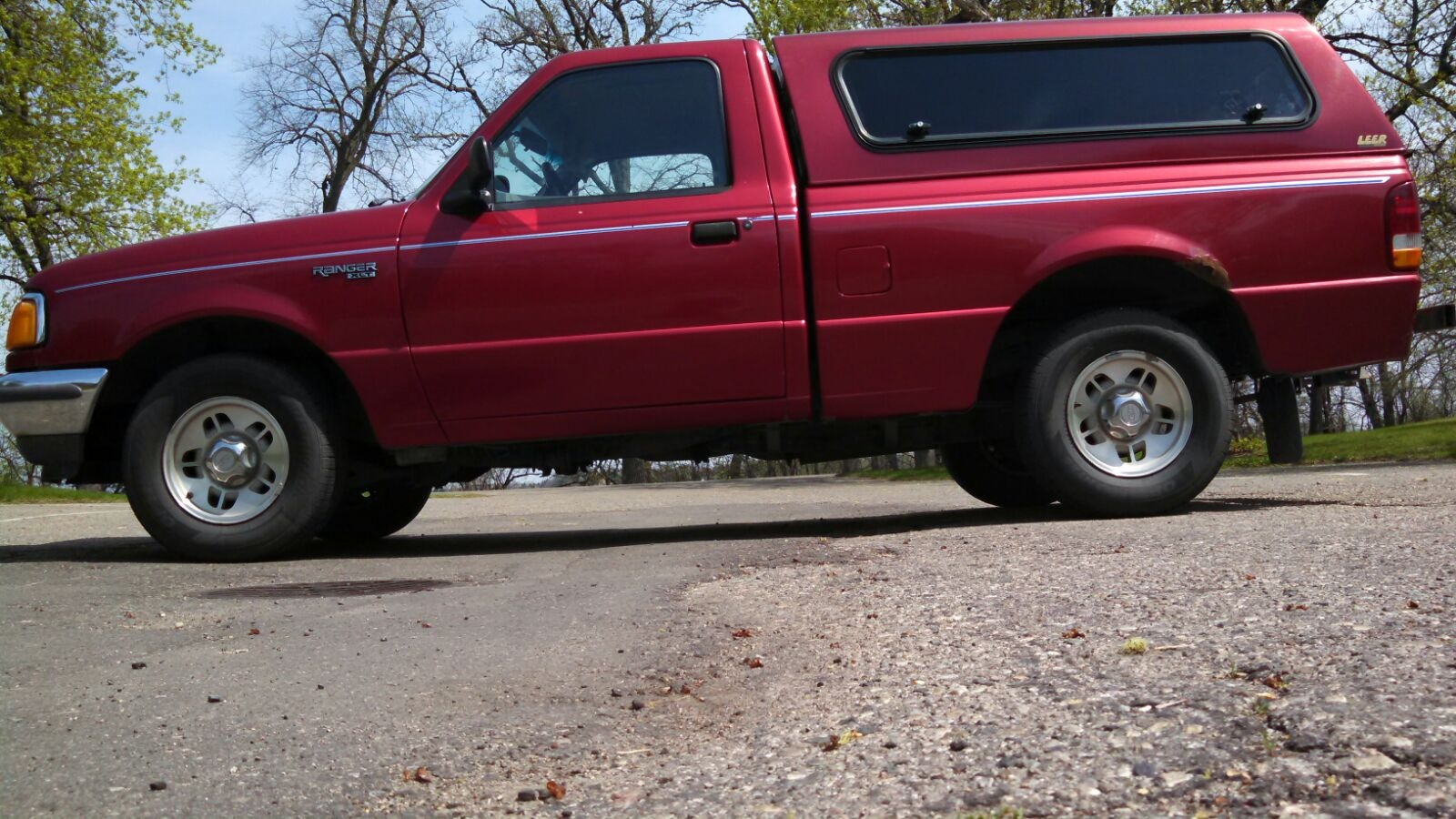 1997 ford ranger overview cargurus