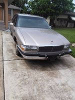 1994 Buick Park Avenue Picture Gallery