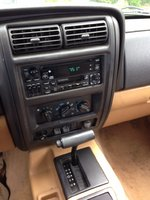 Picture of 1998 Jeep Cherokee 4 Dr Sport, interior