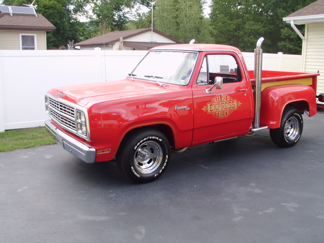 Picture of 1979 Dodge D-Series